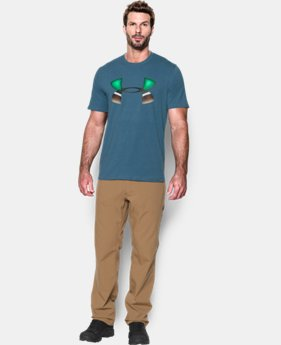 Men's UA Mallard Logo T-Shirt  1 Color $18.99