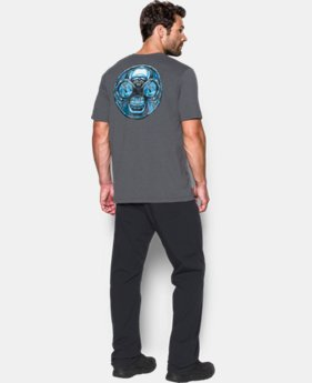 New Arrival  Men's UA Whitetail Reaper T-Shirt  1 Color $34.99