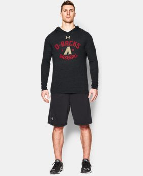 Men's Arizona Diamondbacks UA Tri-Blend Hoodie LIMITED TIME: FREE U.S. SHIPPING 1 Color $28.49