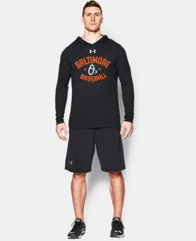 Men's Baltimore Orioles UA Tri-Blend Hoodie