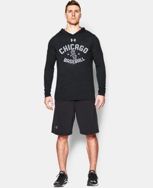 Men's Chicago White Sox UA Tri-Blend Hoodie LIMITED TIME: FREE U.S. SHIPPING 1 Color $37.99