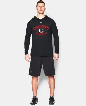 Men's Cincinnati Reds UA Tri-Blend Hoodie LIMITED TIME: FREE U.S. SHIPPING 1 Color $37.99