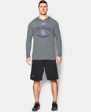 Men's Colorado Rockies UA Tri-Blend Hoodie LIMITED TIME: FREE U.S. SHIPPING 1 Color $28.49