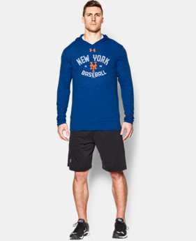Men's New York Mets UA Tri-Blend Hoodie