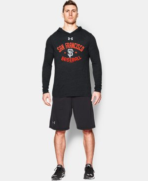 Men's San Francisco Giants UA Tri-Blend Hoodie LIMITED TIME: FREE U.S. SHIPPING  $37.99