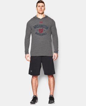 Men's Washington Nationals UA Tri-Blend Hoodie  1 Color $37.99