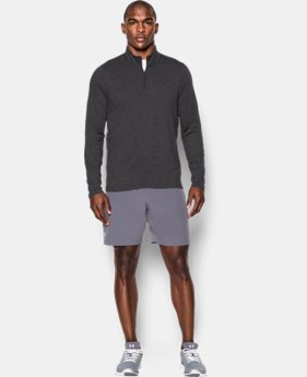 New Arrival Men's UA Power ¼ Zip  1 Color $89.99
