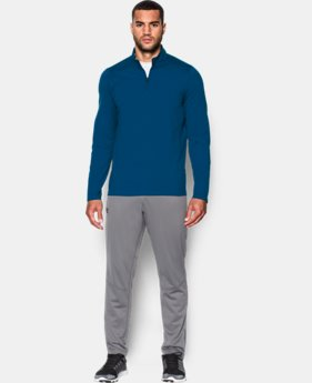 New Arrival  Men's UA Power ¼ Zip LIMITED TIME: FREE SHIPPING  $104.99