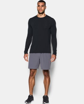 Men's UA Elevated Training Long Sleeve  5 Colors $37.5 to $44.99