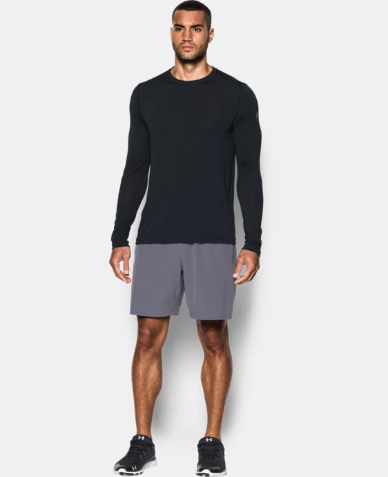 Men's UA Elevated Training Long Sleeve  1 Color $74.99