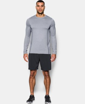 Men's UA Elevated Training Long Sleeve  2 Colors $44.99 to $56.99