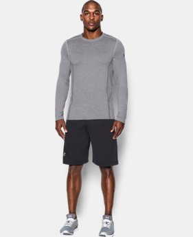 New Arrival  Men's UA Elevated Training Long Sleeve LIMITED TIME: FREE SHIPPING 1 Color $84.99
