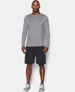 Men's UA Elevated Training Long Sleeve LIMITED TIME: FREE U.S. SHIPPING 2 Colors $56.99 to $74.99