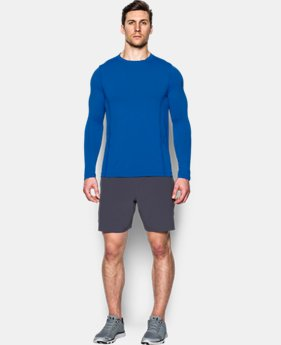 Men's UA Elevated Training Long Sleeve  1 Color $33.74 to $42.74