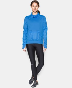 Best Seller Women's UA Threadborne Hybrid Pullover  1 Color $89.99