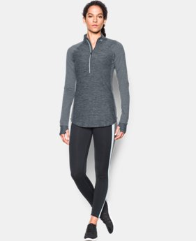 Women's UA Storm Layered Up ½ Zip  1 Color $64.99