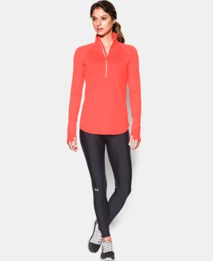 Women's UA Storm Layered Up 1/2 Zip LIMITED TIME: FREE U.S. SHIPPING 2 Colors $48.99 to $64.99