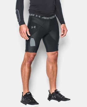 New Arrival  Men's UA Hockey Coreshort Pro w/ Cup   1 Color $79.99