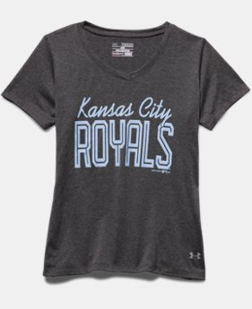 Girls' Kansas City Royals UA Tech™ T-Shirt