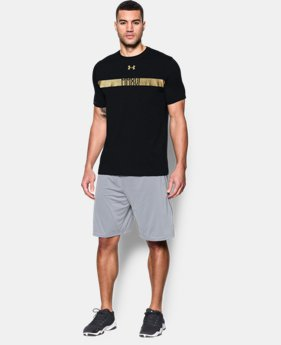 Men's UA Short Sleeve T-Shirt LIMITED TIME: FREE SHIPPING 1 Color $22.99