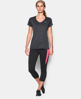Women's UA Tech™ Tiger V-Neck LIMITED TIME: FREE SHIPPING 1 Color $22.99