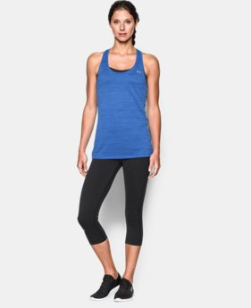 Women's UA Tech Tank - Tiger