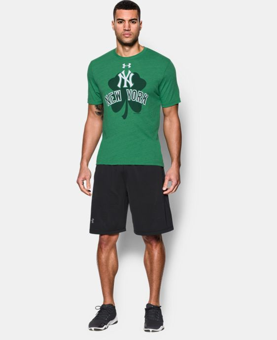 New Arrival  Men's New York Yankees St. Patty's T-Shirt   $39.99