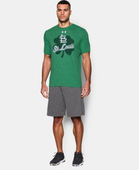 New Arrival  Men's St. Louis Cardinals St. Patty's T-Shirt  1 Color $39.99