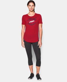 Women's Cleveland Indians Crew  1 Color $34.99