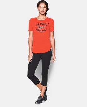 Women's Detroit Tigers Crew LIMITED TIME: FREE U.S. SHIPPING 1 Color $34.99