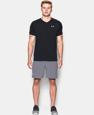 Men's UA CoolSwitch Run V-Neck   $48.99