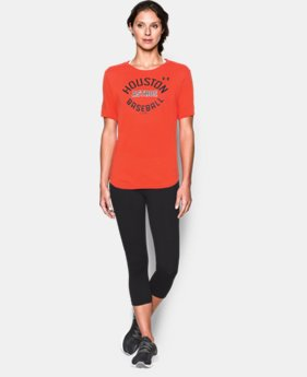 Women's Houston Astros Crew  1 Color $34.99