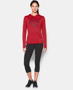 New to Outlet Women's Minnestoa Twins UA French Terry Hoodie LIMITED TIME: FREE U.S. SHIPPING 1 Color $52.99