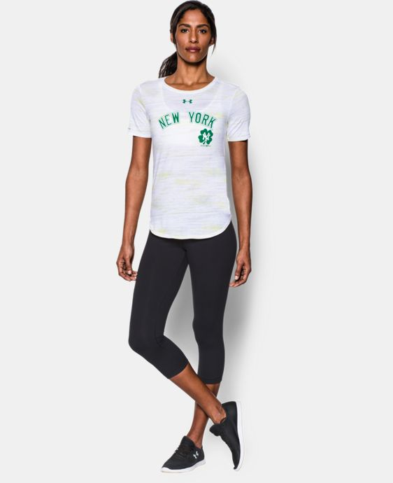 Women's New York Yankees UA St Paddy's Crew  1 Color $34.99