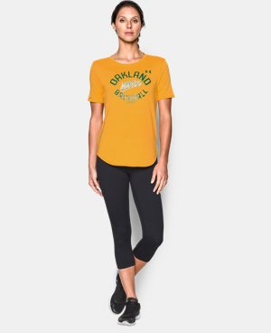 Women's Oakland Athletics Crew LIMITED TIME: FREE U.S. SHIPPING 1 Color $34.99