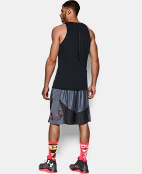 Men's UA Buzzer Beater Tank  3 Colors $34.99