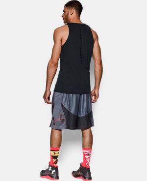 Men's UA Buzzer Beater Tank  1 Color $29.99