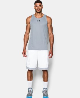 Men's UA Buzzer Beater Tank LIMITED TIME: FREE SHIPPING  $29.99