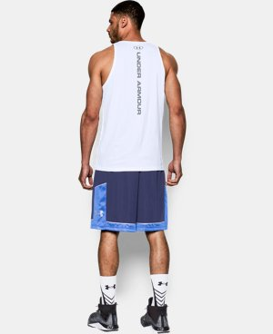Men's UA Buzzer Beater Tank LIMITED TIME: FREE SHIPPING 1 Color $26.99 to $34.99