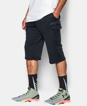Men's SC30 Trey Area ½ Pants LIMITED TIME: FREE U.S. SHIPPING 2 Colors $49.99