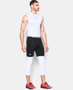 Men's SC30 ¾ Compression Leggings  3 Colors $49.99