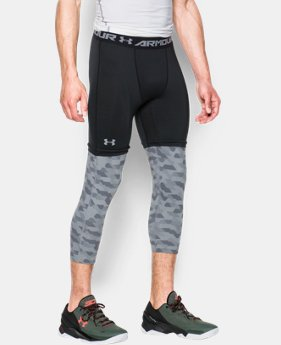 New Arrival Men's SC30 ¾ Compression Leggings LIMITED TIME: FREE U.S. SHIPPING 3 Colors $37.99 to $49.99