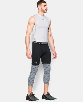 New Arrival  Men's SC30 ¾ Compression Leggings  2 Colors $59.99