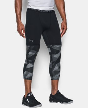 Men's SC30 ¾ Compression Leggings  5 Colors $20.99 to $28.49