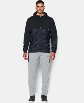 New Arrival  Men's UA Pursuit Jacket LIMITED TIME: FREE SHIPPING  $114.99