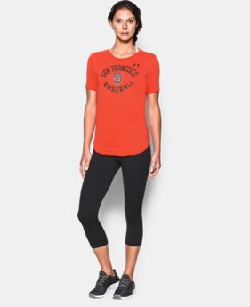 Women's San Francisco Giants Crew LIMITED TIME: FREE U.S. SHIPPING 1 Color $34.99