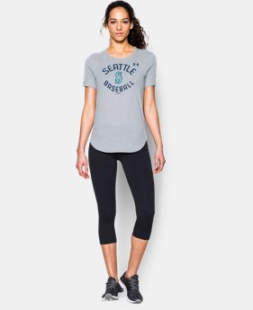 Women's Seattle Mariners Crew LIMITED TIME: FREE SHIPPING 1 Color $34.99
