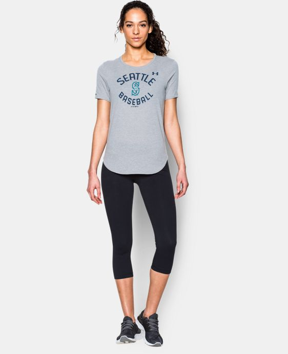 Women's Seattle Mariners Crew  1 Color $34.99