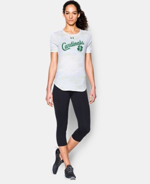 Women's St Louis Cardinals UA St Paddy's Crew LIMITED TIME: FREE U.S. SHIPPING 1 Color $34.99