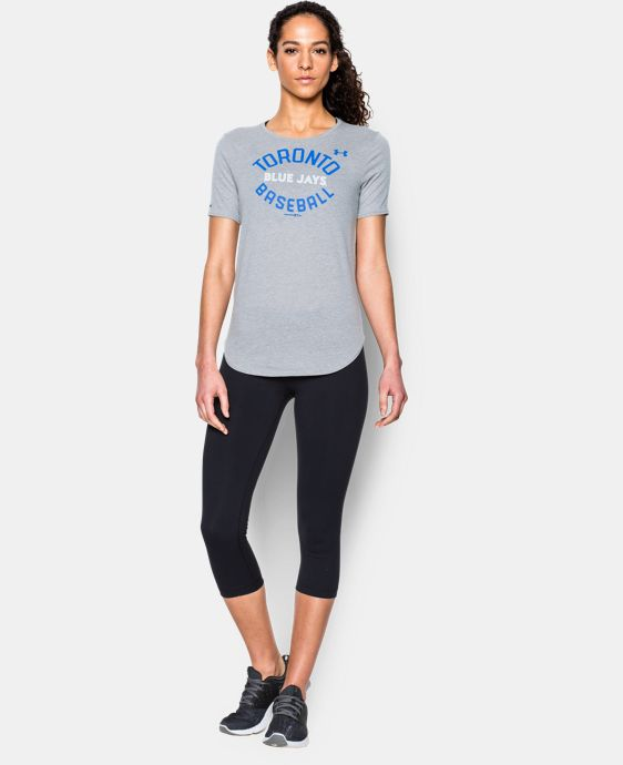 New Arrival  Women's Toronto Blue Jays Crew  1 Color $39.99